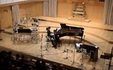 Marko Hatlak Miho Maegaito Accordion Piano Chamber music 4 KOMORNA IGRA U Rojko Bagatele 1
