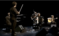 Astor Piazzolla Primavera Portena, Funtango quintet