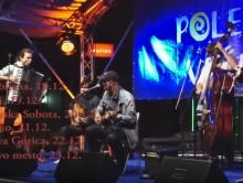 Božični koncerti Kapobande z Vlatkom Stefanovskim