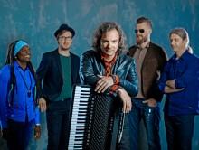 Marko Hatlak Band predstavlja nov album 29. septembra v Kinu Šiška