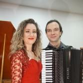 Eva Dolinšek & Marko Hatlak BAROQUE, (poletni koncerti Imago Sloveniae)