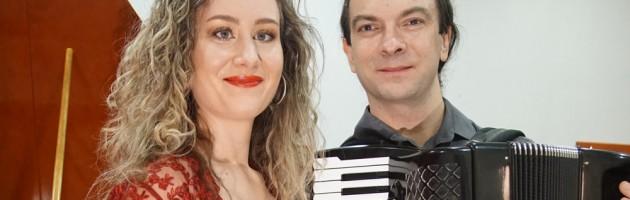 Eva Dolinšek in Marko Hatlak
