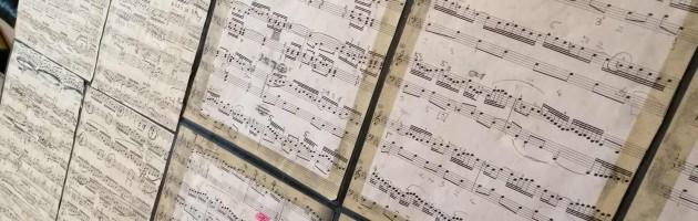 Priprava novega albuma z deli J.S. Bacha